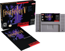 Final Fantasy V SNES