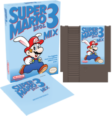 Super Mario Bros. 3 Mix NES