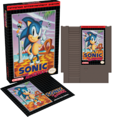 Sonic the Hedgehog NES