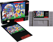 SNES Twinbee Rainbow Bell Adventures